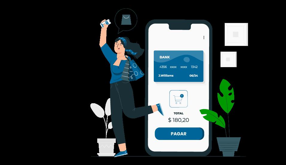 Loja Virtual - Forma de pagamento